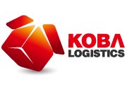 KOBA Logistics. Mobile Logo